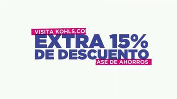 Kohl's TV Spot, 'Dia de San Valentín' [Spanish] - Thumbnail 6