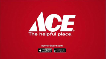 ACE Hardware Storewide Thank You Sale TV Spot, 'Hey Neighbor' - Thumbnail 5