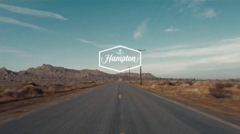 Hampton Inn & Suites TV Spot, 'Rising' Song by Belle & Sebastian - Thumbnail 8