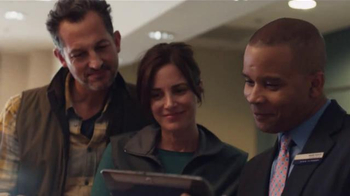 Hampton Inn & Suites TV Spot, 'Rising' Song by Belle & Sebastian