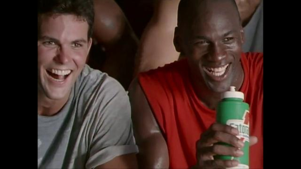 Gatorade TV Commercial, 'Be Like Mike'