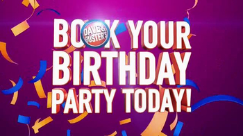 Dave and Buster's TV Spot, 'Birthday Party' - Thumbnail 8