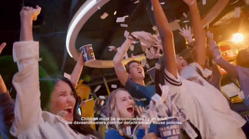 Dave and Buster's TV Spot, 'Birthday Party' - Thumbnail 6