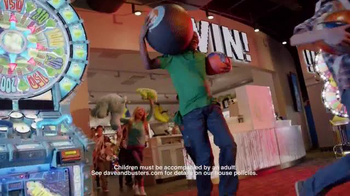 Dave and Buster's TV Spot, 'Birthday Party' - Thumbnail 7
