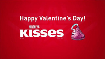 Hershey's Kisses TV Spot, 'Happy Valentine's Day From BET' - Thumbnail 8
