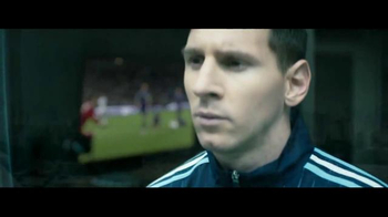 adidas TV Spot, \'Take It\' Ft. Gareth Bale, DeMarco Murray, Lionel Messi