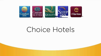 Choice Hotels TV Spot, 'Book Twice' - Thumbnail 5