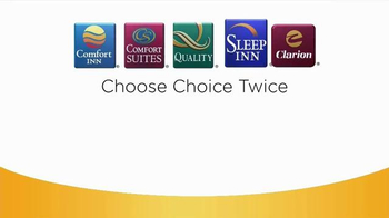 Choice Hotels TV Spot, 'Book Twice' - Thumbnail 6