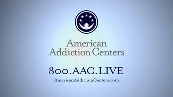American Addiction Centers TV Spot, 'Don't Live with Addiction' - Thumbnail 8