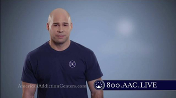 American Addiction Centers TV Spot, 'Don't Live with Addiction' - Thumbnail 1