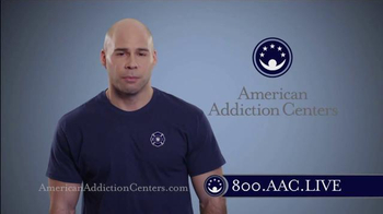 American Addiction Centers TV Spot, 'Don't Live with Addiction'