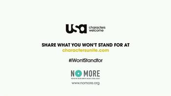 The NO MORE Project TV Spot, 'Won't Stand' Featuring Mariska Hargitay - Thumbnail 10