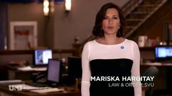 The NO MORE Project TV Spot, 'Won't Stand' Featuring Mariska Hargitay - Thumbnail 2