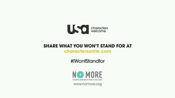 The NO MORE Project TV Spot, 'Won't Stand' Featuring Mariska Hargitay - Thumbnail 9