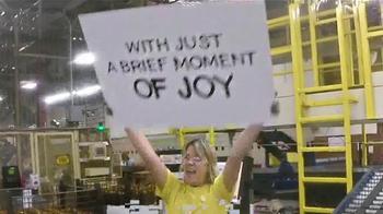 Emerson Network Power TV Spot, 'Brief Moment of Joy' - Thumbnail 2