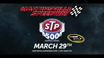 Martinsville Speedway TV Spot, '2015 STP 500' - Thumbnail 8