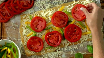 Fresh from Florida TV Spot, 'Flat Bread with Tomatoes and Bell Peppers' - Thumbnail 5