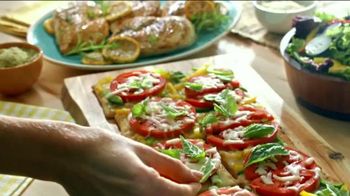 Fresh from Florida TV Spot, 'Flat Bread with Tomatoes and Bell Peppers' - Thumbnail 6