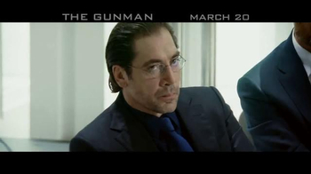The Gunman - Alternate Trailer 2