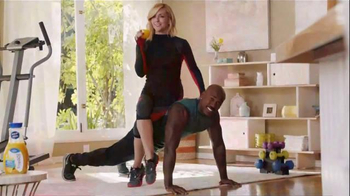 Tropicana Trop50 TV Spot, 'My Trainer' Featuring Jane Krakowski - Thumbnail 2