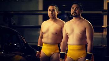 AutoZone TV Spot, 'Wrestlers' - Thumbnail 6