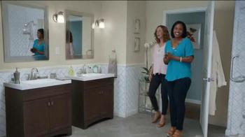 Lowe's TV Spot, 'How to Make a Friend Speak When She's Speechless' - Thumbnail 3
