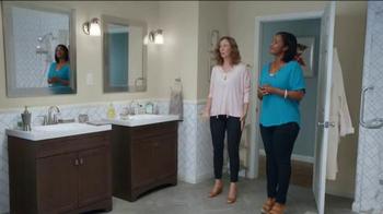 Lowe's TV Spot, 'How to Make a Friend Speak When She's Speechless' - Thumbnail 5