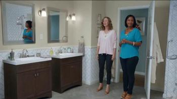 Lowe's TV Spot, 'How to Make a Friend Speak When She's Speechless' - Thumbnail 6