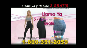 Xtreme Leggings TV Spot, 'Cambia tu Figura' [Spanish] - Thumbnail 10