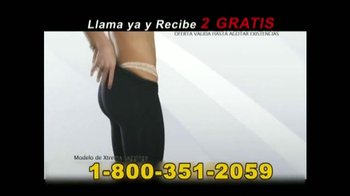 Xtreme Leggings TV Spot, 'Cambia tu Figura' [Spanish] - Thumbnail 2