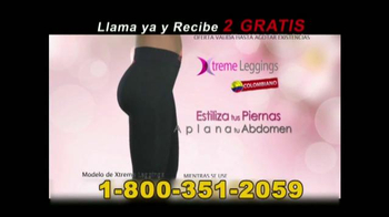 Xtreme Leggings TV Spot, 'Cambia tu Figura' [Spanish] - Thumbnail 3