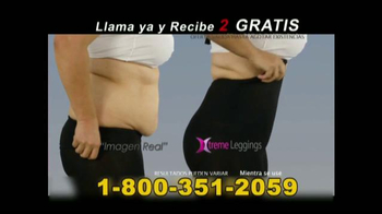 Xtreme Leggings TV Spot, 'Cambia tu Figura' [Spanish] - Thumbnail 4