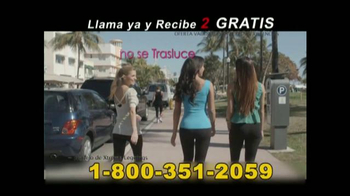 Xtreme Leggings TV Spot, 'Cambia tu Figura' [Spanish] - Thumbnail 6