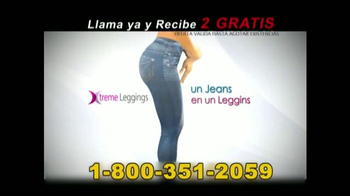 Xtreme Leggings TV Spot, 'Cambia tu Figura' [Spanish] - Thumbnail 7