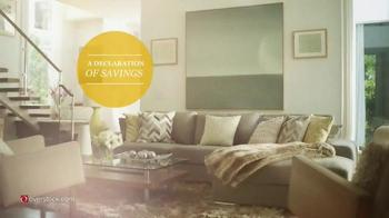 Overstock.com Presidents Day Sale TV Spot, 'Declaration of Savings' - Thumbnail 7