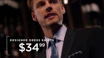 Men's Wearhouse Designer Sale TV Spot, 'Designer Suits and Sportcoats' - Thumbnail 2