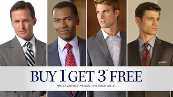 JoS. A. Bank TV Spot, 'Presidents Day Weekend' - Thumbnail 3