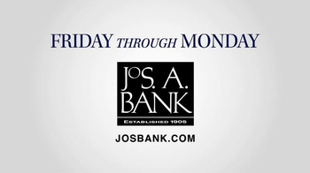 JoS. A. Bank TV Spot, 'Presidents Day Weekend' - Thumbnail 9