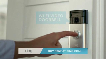 Ring TV Spot, 'World's Most Advanced Doorbell' - Thumbnail 2