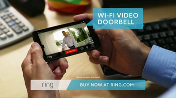 Ring TV Spot, 'World's Most Advanced Doorbell' - Thumbnail 3