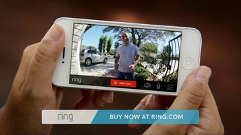 Ring TV Spot, 'World's Most Advanced Doorbell' - Thumbnail 5