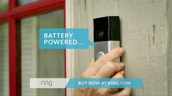 Ring TV Spot, 'World's Most Advanced Doorbell' - Thumbnail 6
