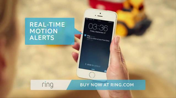 Ring TV Spot, 'World's Most Advanced Doorbell' - Thumbnail 7