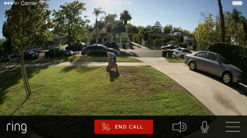 Ring TV Spot, 'World's Most Advanced Doorbell' - Thumbnail 8