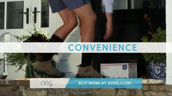 Ring TV Spot, 'World's Most Advanced Doorbell' - Thumbnail 9
