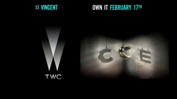 St. Vincent Blu-ray and DVD TV Spot - Thumbnail 1