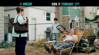 St. Vincent Blu-ray and DVD TV Spot - 103 commercial airings