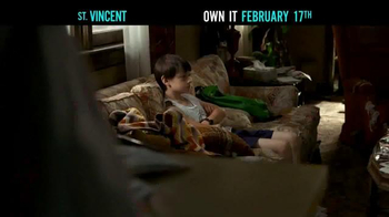 St. Vincent Blu-ray and DVD TV Spot - Thumbnail 2