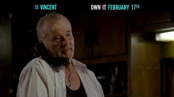 St. Vincent Blu-ray and DVD TV Spot - Thumbnail 3