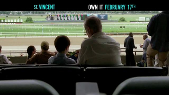 St. Vincent Blu-ray and DVD TV Spot - Thumbnail 5